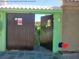 Casa Duplex para Venda em Cabo Frio, Aquarius (Tamoios), 3 dormitórios, 2 suítes, 1 banhei