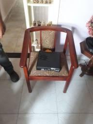 2 Cadeira madeira (Raridade)