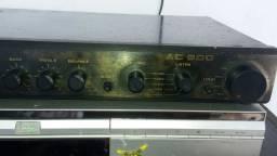 Vendo amplificador onix