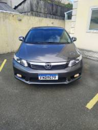 Honda Civic LXR FlexOne 2.0 AUT 2014