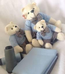 Kit's de urso para ninchos. Quartos de bebes