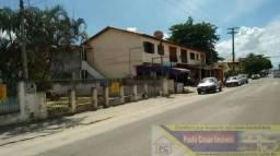 Imóvel comercial tanto para fins comercias como residenciais com 1089m² rua asfaltada no c