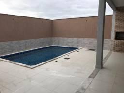 Casa nova de 3/4 com piscina em Caldas Novas