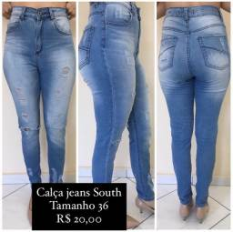 Calça jeans south
