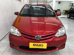 TOYOTA ETIOS 1.3 X 16V FLEX 4P MANUAL - 2017