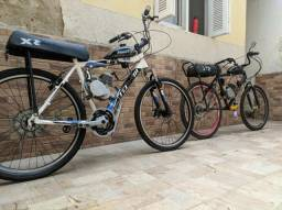 Bike motorizada 80cc toop - 2020