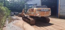 Escavadeira case CX220B