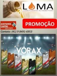 Lubrificantes Vorax - Alta Tecnologia e performance para seu carro!