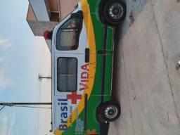 Ambulancia Renault Master 2.5 L1H1