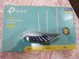 Roteador TP-LINK novo 150,00