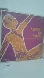 A Bienal do Samba - Vinil raro