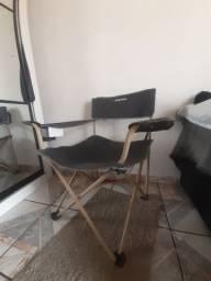 Cadeira camping quechua