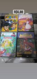 Vendo DVD infantil