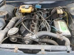 Vendo uma camioneta Peugeot 504 ano 96