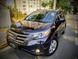 Df$* Honda CR-V Exl Awd 2012 - Top de Linha - Couro + Teto Solar - Vendo ou Troco