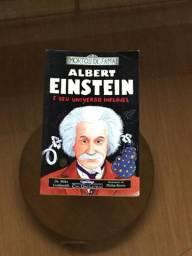 Albert Einstein e seu universo inflável CIA das Letras