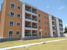 Apartamento com 2 dormitórios para alugar, 63 m² por R$ 1.000/mês - Eusébio - Eusébio/CE