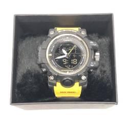 Relógio Casio G-shock Rangeman Amarelo Com Garantia Produto Novo