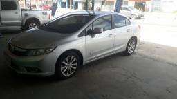 Civic Lxr 2013 2014 completo