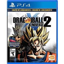 Dragon ball XenoVerse PS4 (troca)