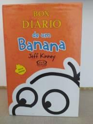 Kit Diário de um banana