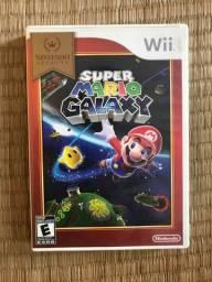 Jogo para Wii - Super Mario Galaxy