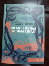 Jules Verne - 20 mil léguas submarinas - Edição de bolso