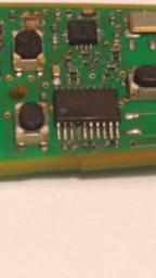 Consertos de telecomando de chaves codificadas