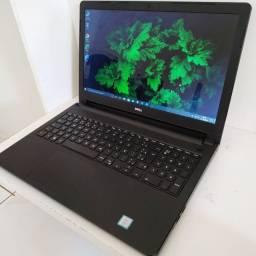 Notebook DELL i7 7th (SSD Kingston/ 8Gb de ram)