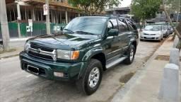 Hilux 3.4 4X4 V6 24V Gasolina/Gás 4P Automático 2001