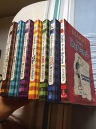 8 Livros: Diário de Um Banana