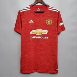 Camisa Manchester United 2020/2021