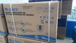 Ar condicionado novo na caixa