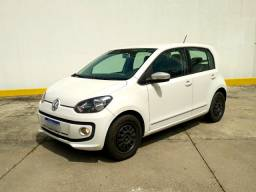 Volkswagen Up! White 2015