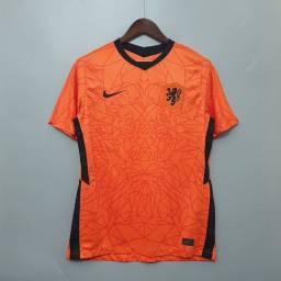 Seleção da Holanda todos os tamanhos disponível