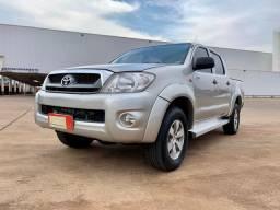 Toyota Hilux Diesel 4x4 2.5 2009 13km/L IPVA Pg