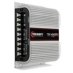Módulo Amplificador Taramps TS400 400W RMS 2 Ohms 4 Canais - Caruaru (PE)