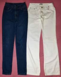 Calças jeans Tam 38