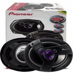 Auto falante pioneer 6x9 ts-6960br quadriaxial 400w