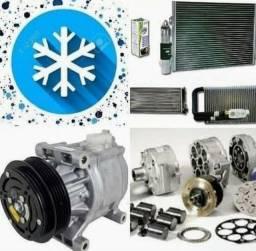 Rolamento,condensador,Evaporador,carga de gás,manutenção,recuperação,instalação