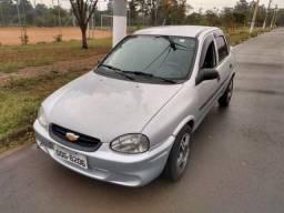 Corsa Sedan 2005 1.0 8v álcool, Aceito Trocas