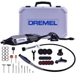Micro Retifica Dremel 4000 + 36 Accesorios + Kit De Pulido