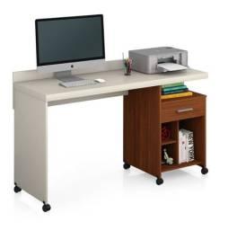 Escrivaninha / Mesa computador Office Bahamas = Entrega grátis!