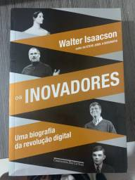 Livro - Os Inovadores (Uma biografia da evolução digital)