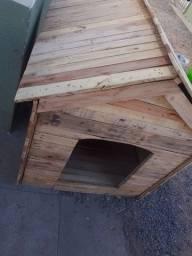 Cadinha de madeira nova