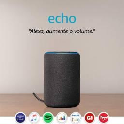 Amazon Echo (3ª geração) - Alexa