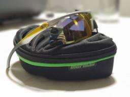 Óculos esportivo Mormaii Athlon II polarizado com 2 lentes