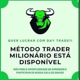 Trader milionário