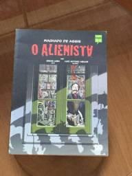 Livro O Alienista Machado de Assis