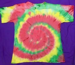 Camisas Tie Dye ?